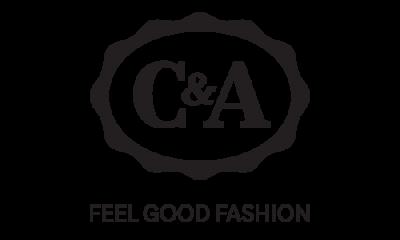C&A logo - 2018 crni